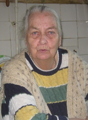 Моя мама Елена Михайловна