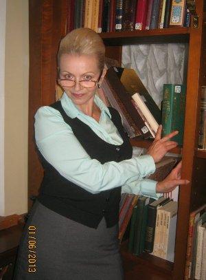 Актриса Татьяна Мошкова